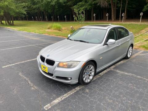 2011 BMW 3 Series for sale at Auto Discount Center in Laurel MD