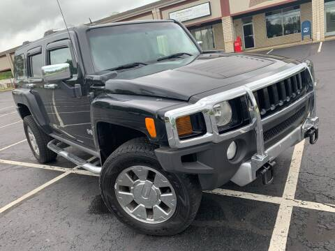 2008 HUMMER H3 for sale at Trocci's Auto Sales in West Pittsburg PA
