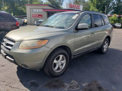 2008 Hyundai Santa Fe for sale at Right Place Auto Sales in Indianapolis IN