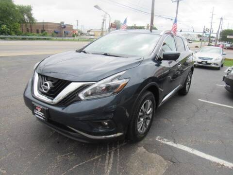 2018 Nissan Murano for sale at Cardinal Motors in Fairfield OH