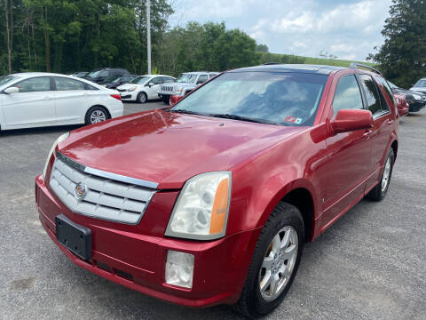 2008 Cadillac SRX for sale at Ball Pre-owned Auto in Terra Alta WV