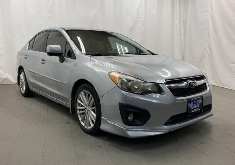 2012 Subaru Impreza for sale at Direct Auto Sales in Philadelphia PA