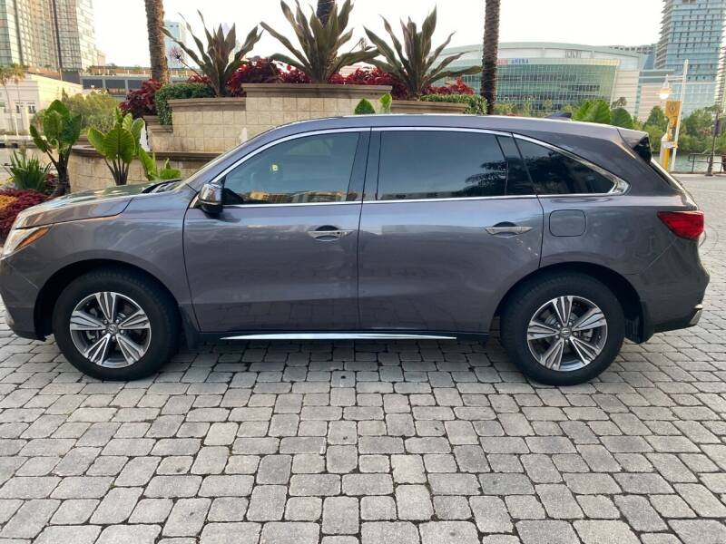 2019 Acura MDX for sale at CYBER CAR STORE in Tampa FL