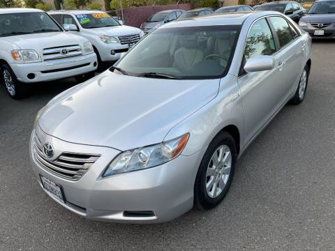 2008 Toyota Camry Hybrid for sale at C. H. Auto Sales in Citrus Heights CA