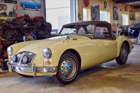 1960 MG MGA for sale at Hooked On Classics in Watertown MN
