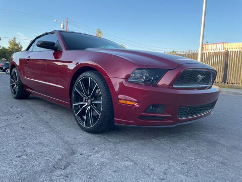 2014 Ford Mustang for sale at Boktor Motors in Las Vegas NV