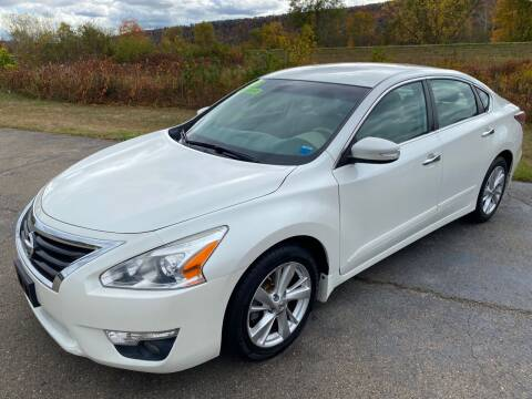2015 Nissan Altima for sale at Hillside Motors in Campbell NY