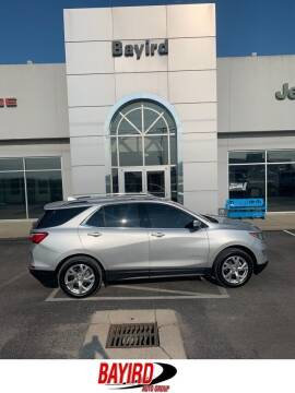 2018 Chevrolet Equinox for sale at Bayird Truck Center in Paragould AR