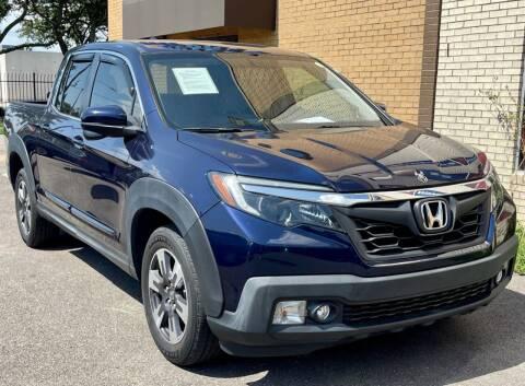 2017 Honda Ridgeline for sale at Auto Imports in Houston TX