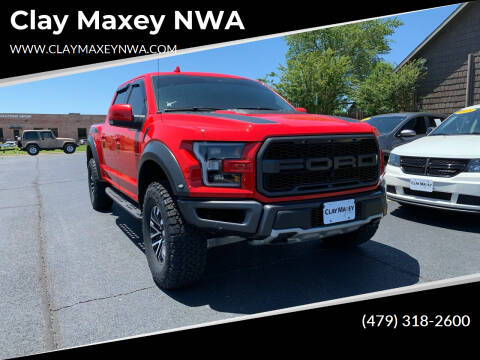 2020 Ford F-150 for sale at Clay Maxey NWA in Springdale AR