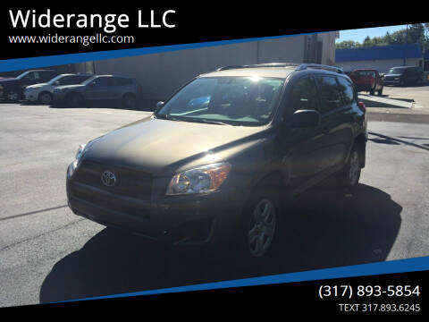 2012 Toyota RAV4 for sale at Widerange LLC in Greenwood IN