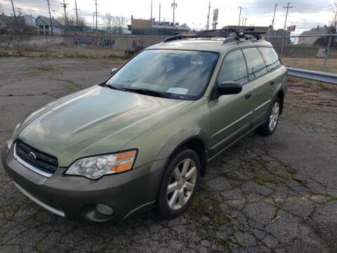 2006 Subaru Outback for sale at CALIBER AUTO SALES LLC in Cleveland OH