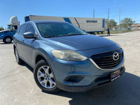 2014 Mazda CX-9 for sale at Affordable Auto Solutions in Wilmington CA