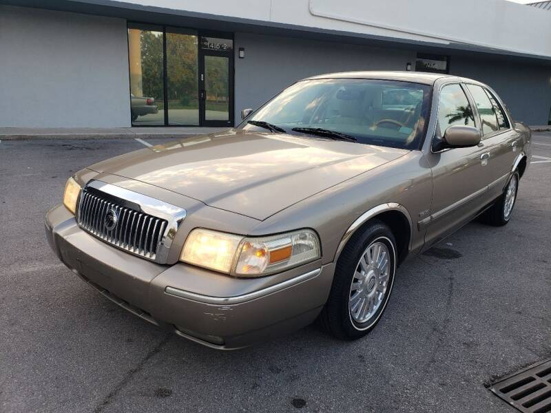 2006 Mercury Grand Marquis for sale in Hollywood, FL