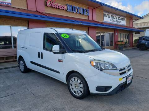 2016 RAM ProMaster City Wagon for sale at Ohana Motors in Lihue HI