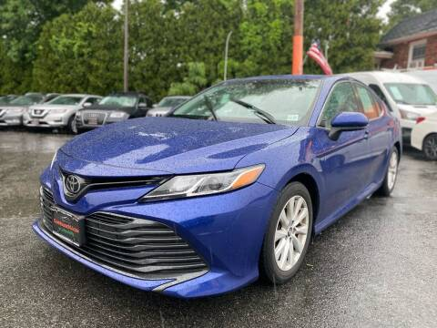 2018 Toyota Camry for sale at Bloomingdale Auto Group - The Car House in Butler NJ
