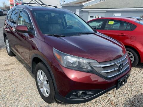 2013 Honda CR-V for sale at Better Auto in South Darthmouth MA