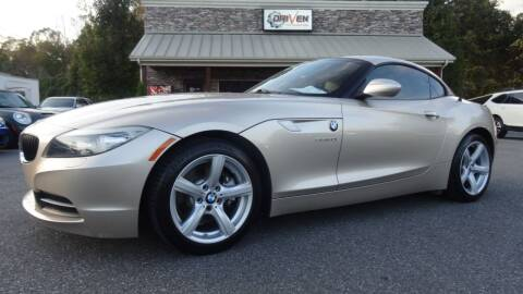 2009 BMW Z4 for sale at Driven Pre-Owned in Lenoir NC
