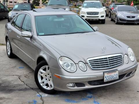 2006 Mercedes-Benz E-Class for sale at Gold Coast Motors in Lemon Grove CA