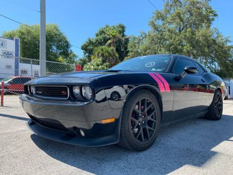2013 Dodge Challenger for sale at Always Approved Autos in Tampa FL