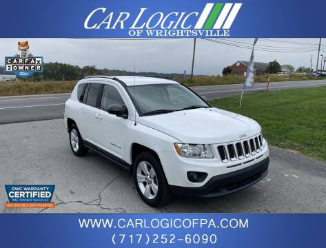 2011 Jeep Compass for sale at Car Logic in Wrightsville PA