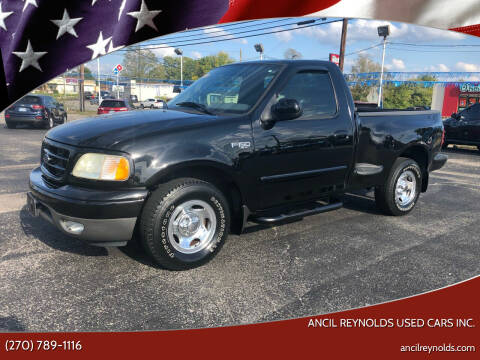 2003 Ford F-150 for sale at Ancil Reynolds Used Cars Inc. in Campbellsville KY