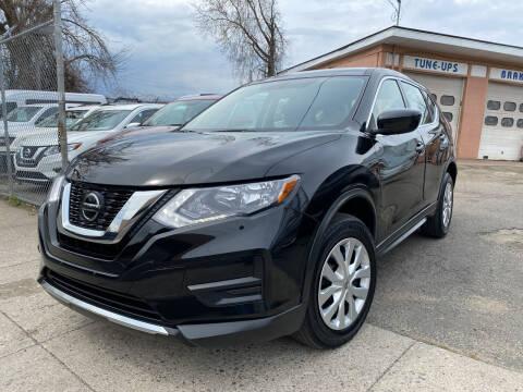 2018 Nissan Rogue for sale at Seaview Motors and Repair LLC in Bridgeport CT