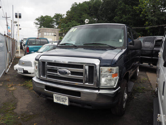 2008 Ford E-Series Wagon for sale at Scheuer Motor Sales INC in Elmwood Park NJ