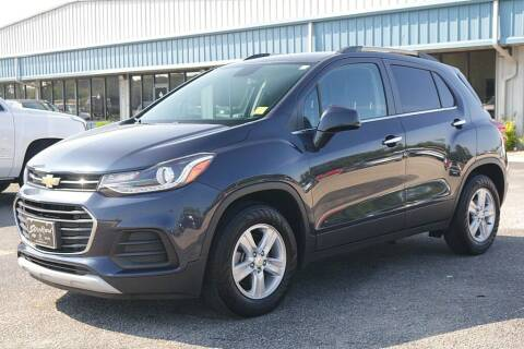 2018 Chevrolet Trax for sale at STRICKLAND AUTO GROUP INC in Ahoskie NC