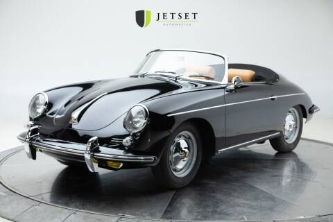 "1962 Porsche 356B ""Twin-Grille"" Roadster for sale at Jetset Automotive in Cedar Rapids IA"