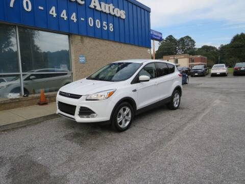 2015 Ford Escape for sale at Southern Auto Solutions - 1st Choice Autos in Marietta GA