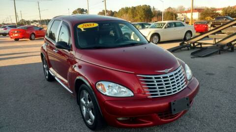 2003 Chrysler PT Cruiser for sale at Kelly & Kelly Supermarket of Cars in Fayetteville NC