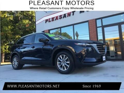 2018 Mazda CX-9 for sale at Pleasant Motors in New Bedford MA