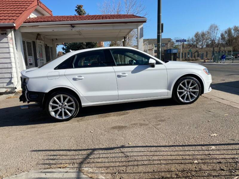 2016 Audi A3 AWD 2.0T quattro Premium 4dr Sedan - Denver CO