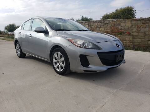 2013 Mazda MAZDA3 for sale at Hi-Tech Automotive - Kyle in Kyle TX
