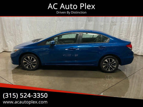 2013 Honda Civic for sale at AC Auto Plex in Ontario NY