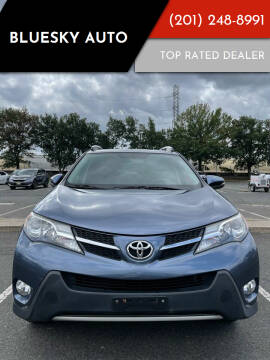 2013 Toyota RAV4 for sale at Bluesky Auto in Bound Brook NJ