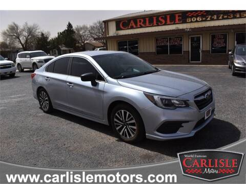 2019 Subaru Legacy for sale at Carlisle Motors in Lubbock TX