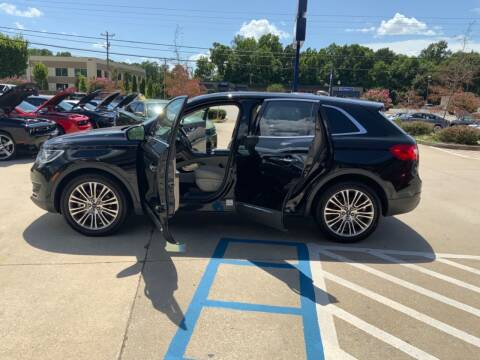 2016 Lincoln MKX for sale at A & K Auto Sales in Mauldin SC