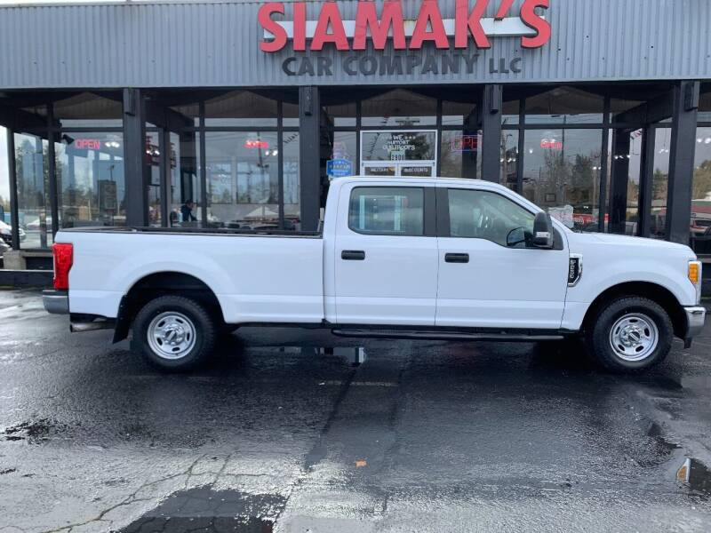 2017 Ford F-250 Super Duty for sale at Siamak's Car Company llc in Salem OR
