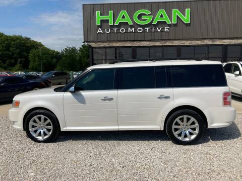 2011 Ford Flex for sale at Hagan Automotive in Chatham IL