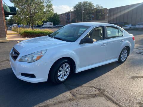 2011 Subaru Legacy for sale at R n B Cars Inc. in Denver CO