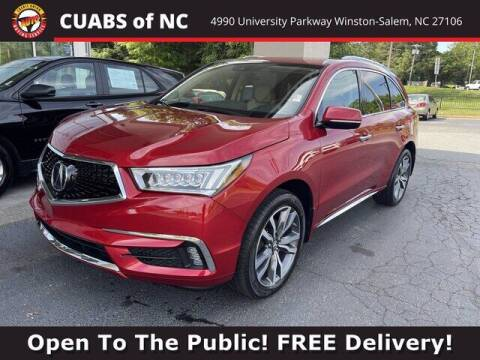 2019 Acura MDX for sale at Summit Credit Union Auto Buying Service in Winston Salem NC