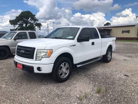 2010 Ford F-150 for sale at COUNTRY AUTO SALES in Hempstead TX