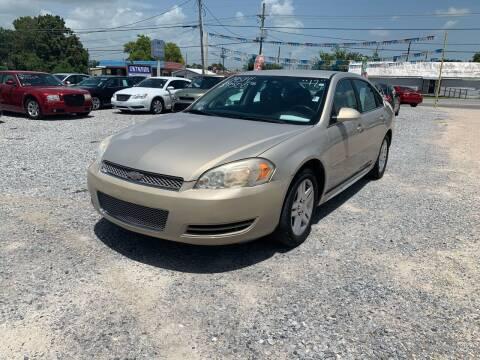 2012 Chevrolet Impala for sale at Bayou Motors Inc in Houma LA