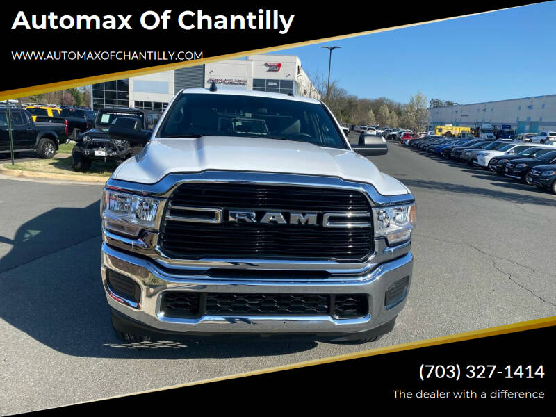 2021 RAM Ram Pickup 2500 for sale at Automax of Chantilly in Chantilly VA