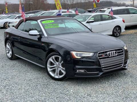 2013 Audi S5 for sale at A&M Auto Sales in Edgewood MD