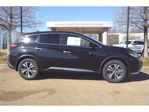 2021 Nissan Murano for sale at BLACKBURN MOTOR CO in Vicksburg MS