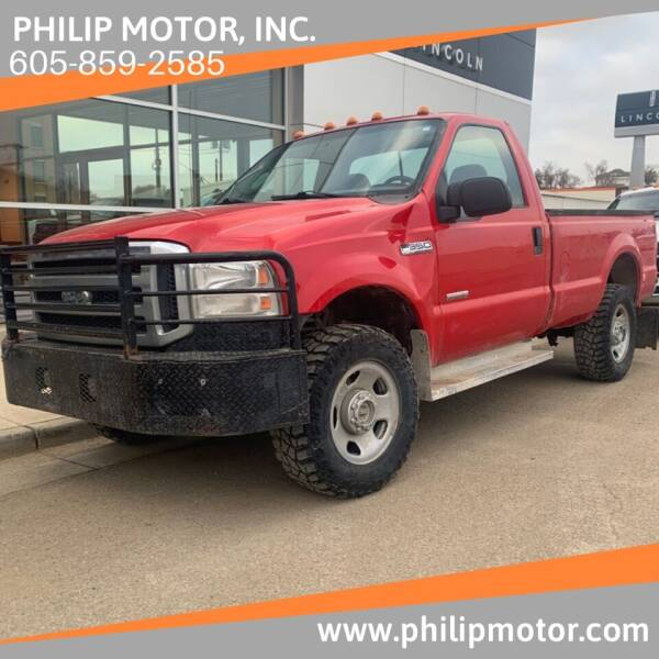 2006 Ford F-350 Super Duty for sale at Philip Motor Inc in Philip SD