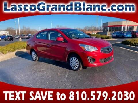 2018 Mitsubishi Mirage G4 for sale at Lasco of Grand Blanc in Grand Blanc MI